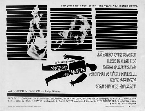 Anatomy of a Murder (1959) - Photo Gallery - IMDb