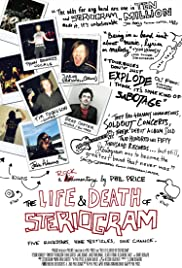 The Life and Death of Steriogram Poster
