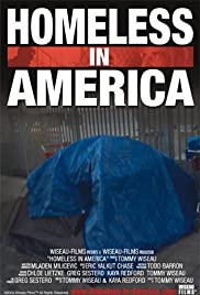 Homeless in America Poster