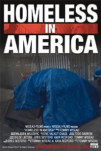 Homeless in America USA