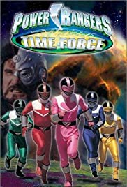 Power Rangers Time Force: Dawn of Destiny Poster