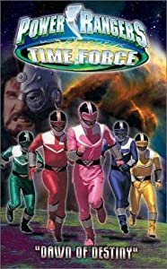 Power Rangers Time Force: Dawn of Destiny full movie download in hindi hd