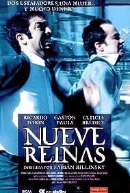 Ricardo Darín and Gastón Pauls in Nueve reinas (2000)