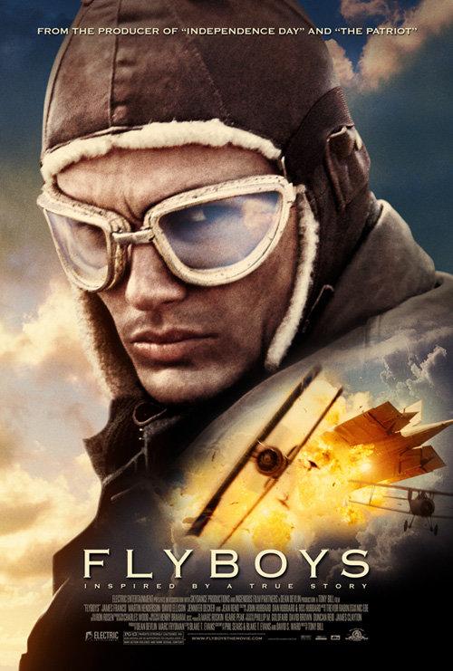 Flyboys [Dub] – IMDB 6.5