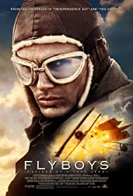 James Franco in Flyboys (2006)