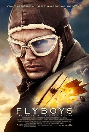 Kahraman Pilotlar – Flyboys izle