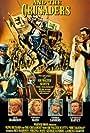 Rex Harrison, George Sanders, Laurence Harvey, and Virginia Mayo in King Richard and the Crusaders (1954)