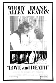 Woody Allen and Diane Keaton in Love and Death (1975)