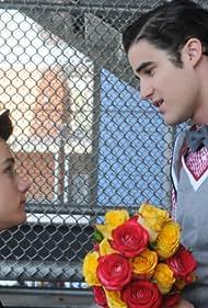 Darren Criss and Chris Colfer in Glee (2009)