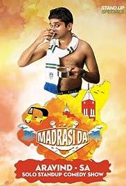 Madrasi Da by SA Aravind Poster
