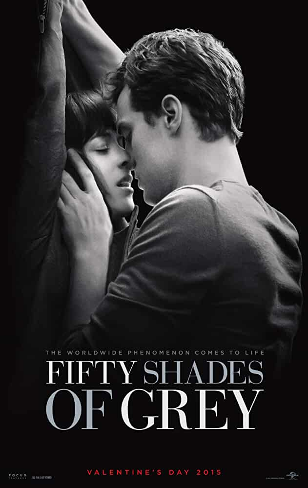Fifty Shades of Grey (2015) Hindi (हिन्दी) Dubbed | BluRay 480p , 720p 1080p [18+ Unrated]