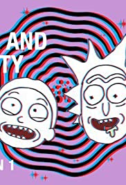 Rick and Morty: Comic-Con Panel 2013 Poster