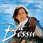 Daniel Auteuil and Marie Gillain in Le bossu (1997)