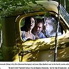 Emmanuelle Chriqui, Desmond Harrington, and Eliza Dushku in Wrong Turn (2003)