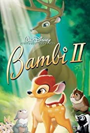 Bambi and the Great Prince of the Forest Poster