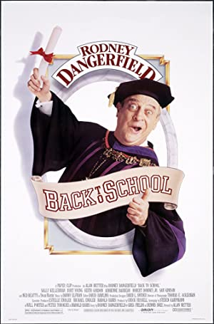 Back to School Poster Image