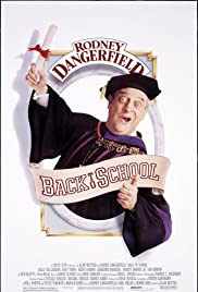 Back to School (1986) Poster - Movie Forum, Cast, Reviews