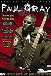Behind the Player: Paul Gray Poster