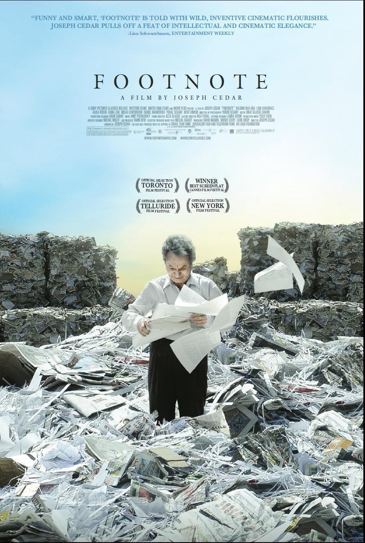 Footnote (2011) BluRay 720p & 1080p