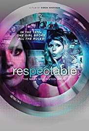 Respectable - The Mary Millington Story Poster