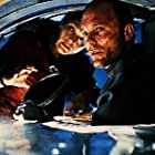 Ed Harris and Mary Elizabeth Mastrantonio in The Abyss (1989)
