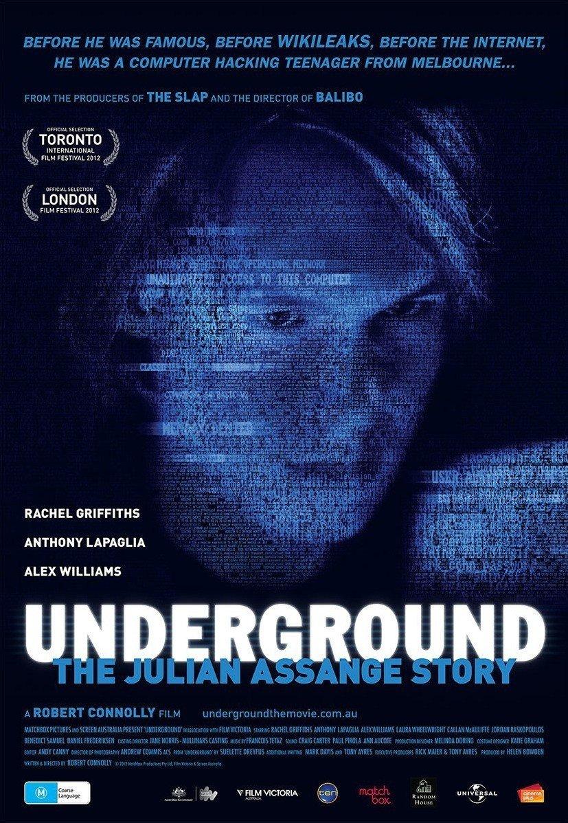 Underground: The Julian Assange Story (2012) - IMDb