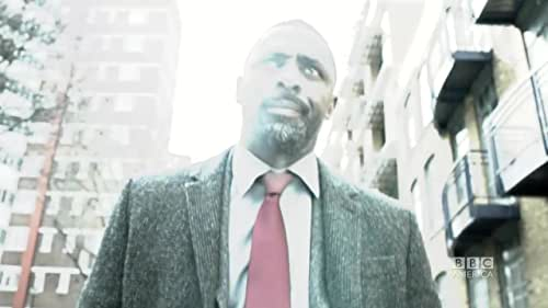 Season 4 promo for Luther on BBC America.