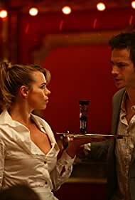 James D'Arcy and Billie Piper in Secret Diary of a Call Girl (2007)