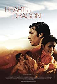 Heart of a Dragon Poster