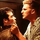 Michael Rapaport and Kevin Corrigan in Kicked in the Head (1997)
