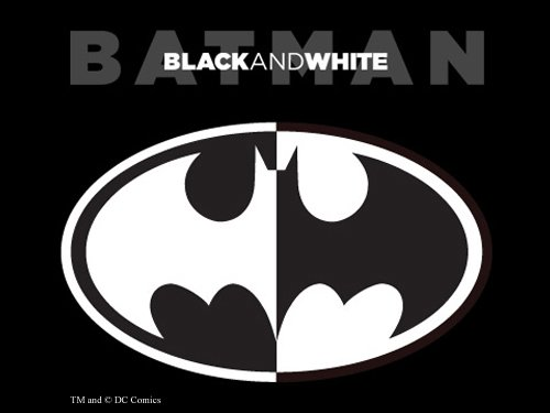 Batman Black And White Tv Series 2008 Imdb