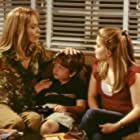 Kimberly J. Brown, Jean Smart, and Angus T. Jones in Bringing Down the House (2003)