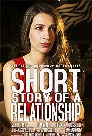 Petite histoire d'une relation Poster
