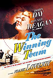 The Winning Team(1952) Poster - Movie Forum, Cast, Reviews
