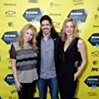 Adi Ezroni, Mandy Tagger, and Omri Bezalel at an event for Kelly & Cal (2014)