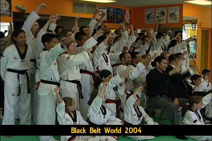 دانلود زیرنویس فارسی فیلم Black Belt World 2004