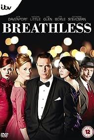 Jack Davenport, Iain Glen, Natasha Little, Catherine Steadman, and Zoe Boyle in Breathless (2013)