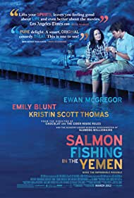 Ewan McGregor, Kristin Scott Thomas, and Emily Blunt in Salmon Fishing in the Yemen (2011)