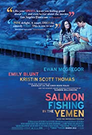 Salmon Fishing in the Yemen (2011) Poster - Movie Forum, Cast, Reviews