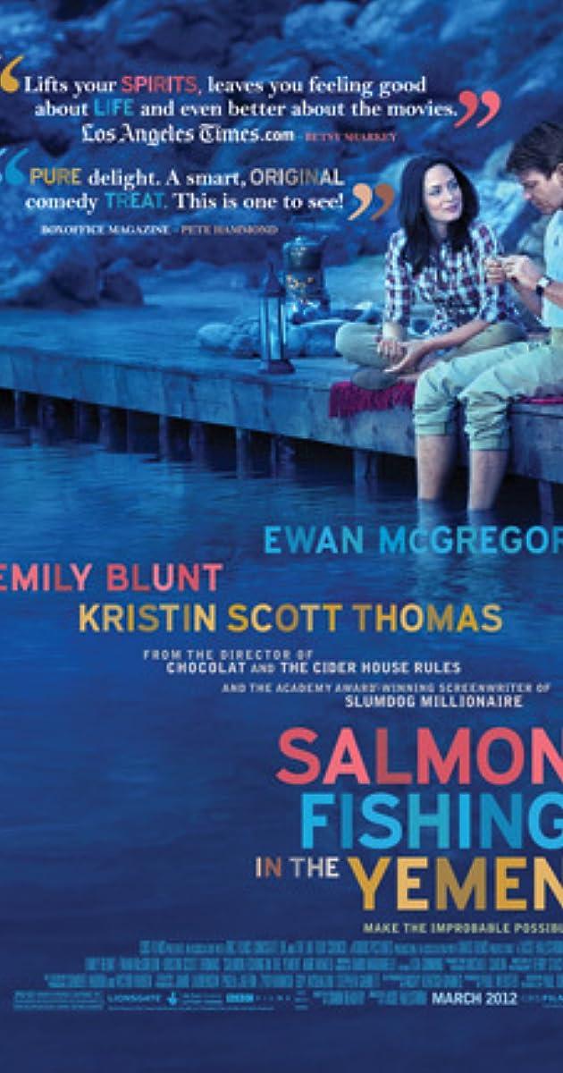 Subtitle of Salmon Fishing in the Yemen
