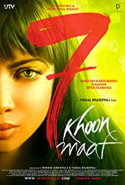 7 Khoon Maaf (2011) Full Movie Watch Online thumbnail