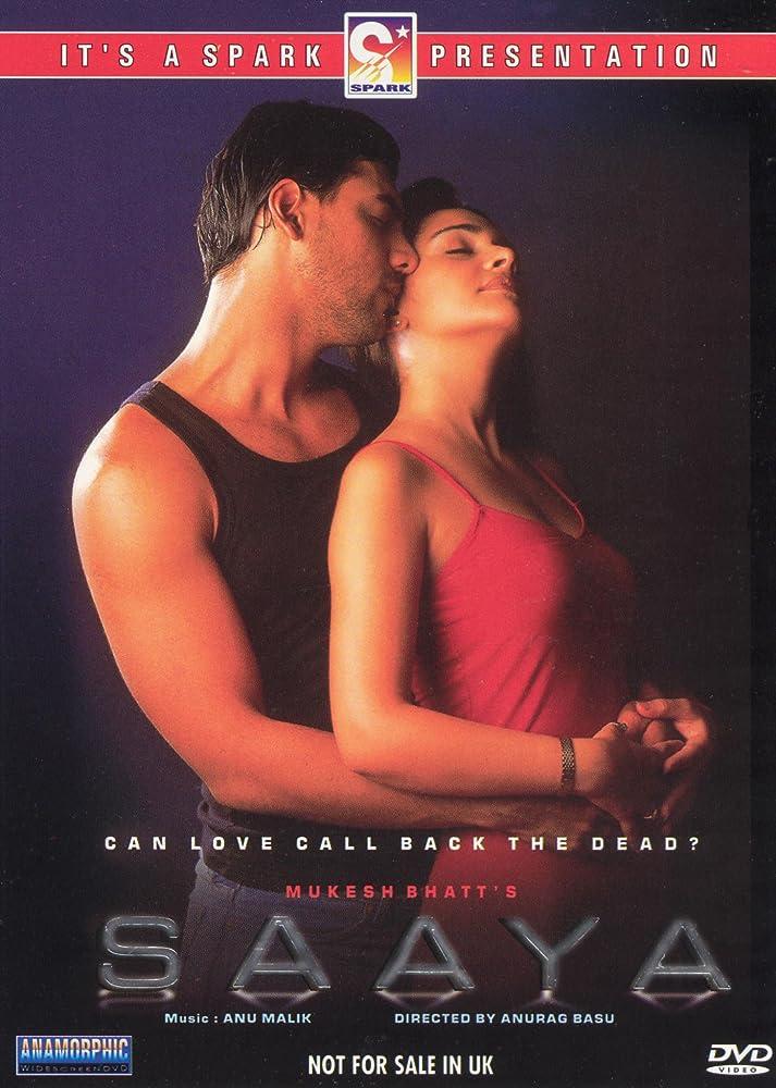Saaya 2003 Hindi 410MB DVDRip Download