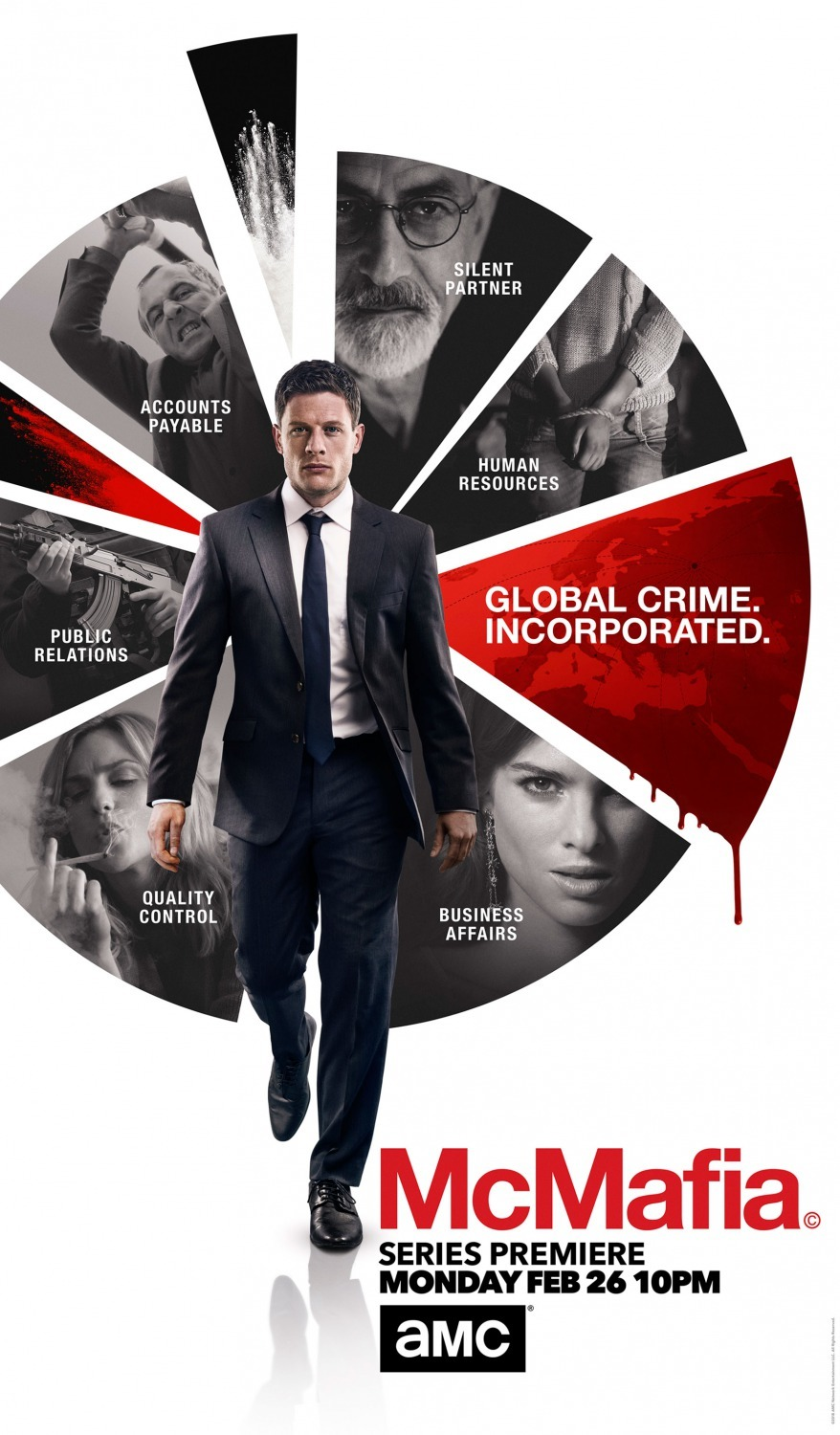 Mcmafia Tv Series 2018 Imdb