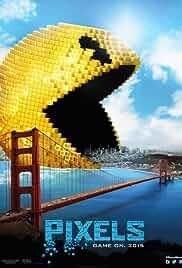 Pixels 2015 Movie BluRay Dual Audio Hindi Eng 300mb 480p 900mb 720p 2GB 1080p
