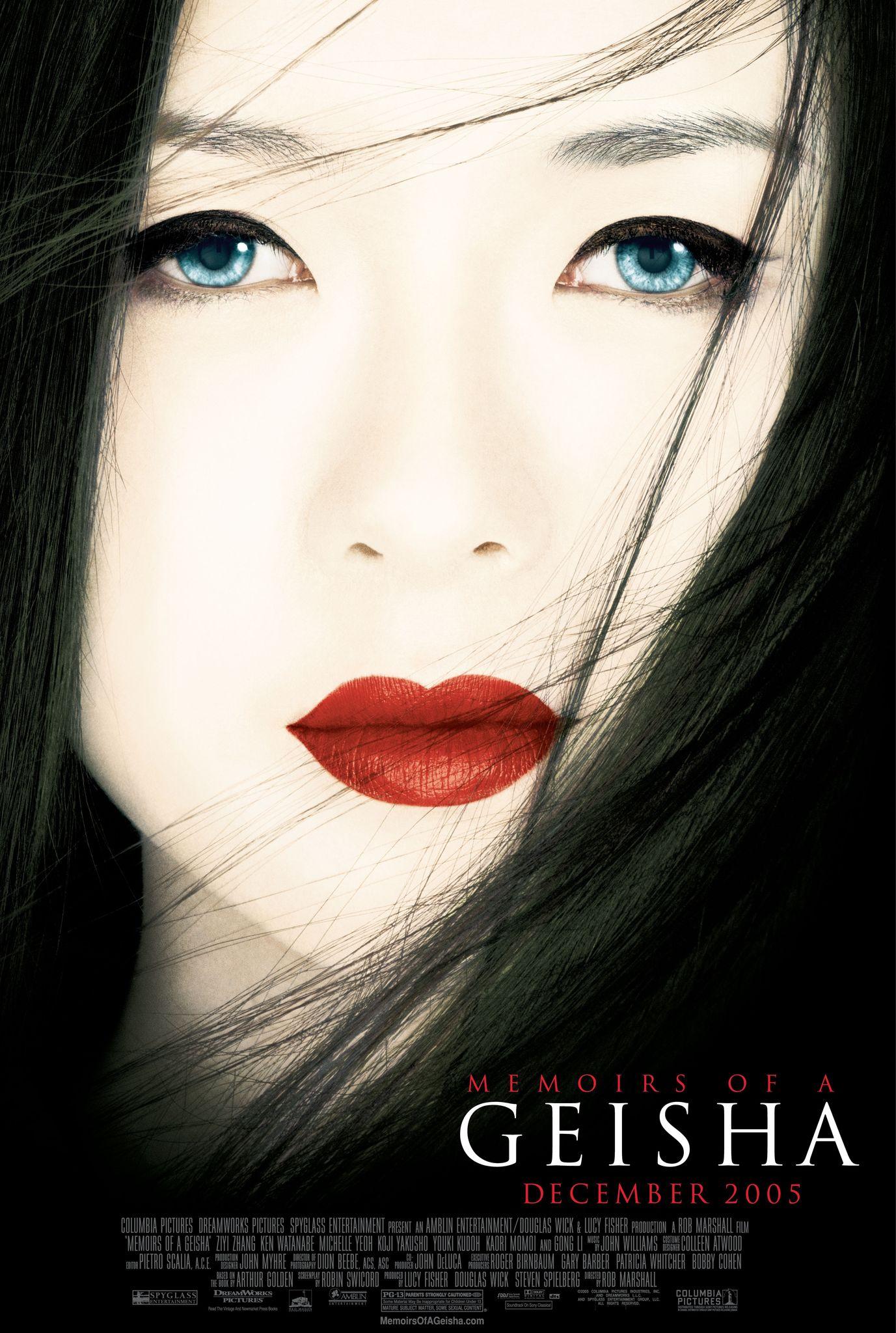 Memoirs of a Geisha (2005) BluRay 480p, 720p & 1080p