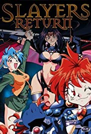 Slayers Return Poster
