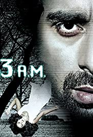 3 AM: A Paranormal Experience Poster