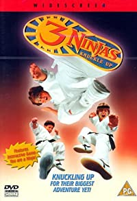 Primary photo for 3 Ninjas Knuckle Up