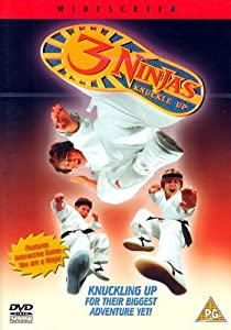 Full movie website download 3 Ninjas Knuckle Up by Charles T. Kanganis [Full]