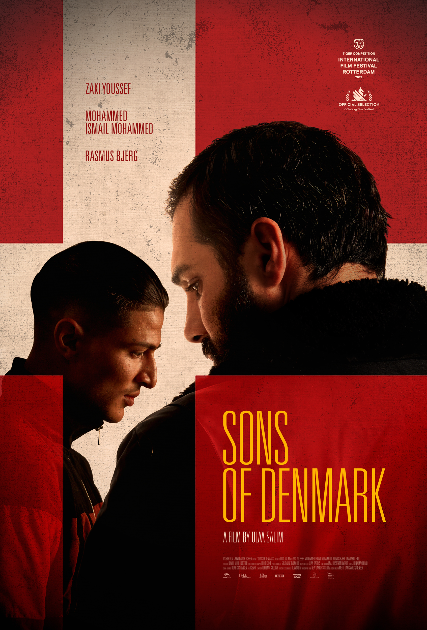 DANIJOS SŪNŪS (2019) / Danmarks sønner